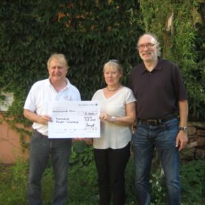 2.000 Euro für das Tierheim Fulda – Hünfeld