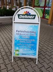Großer Ansturm beim Fotoshooting mit Kerstin Junker