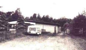 Tierheim vor dem Umbau